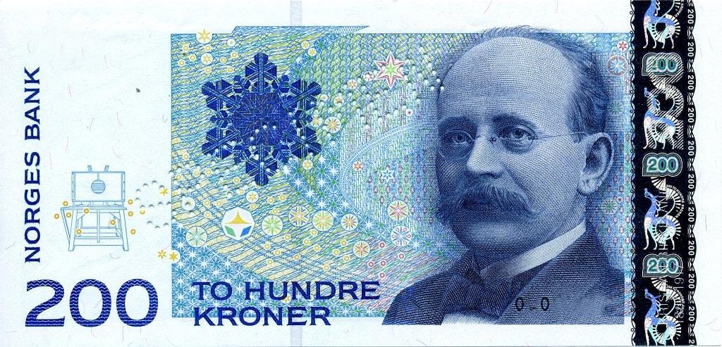 200 kroner norge
